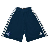 Adidas Climalite Navy Practice Short-Owl Head