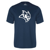 Syntrel Performance Navy Tee-Owl Head