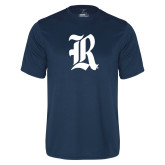 Syntrel Performance Navy Tee-R