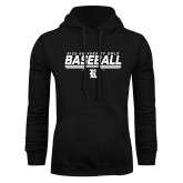 Black Fleece Hood-Baseball