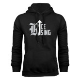 Black Fleece Hood-Rice Rising