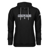 Adidas Climawarm Black Team Issue Hoodie-Owl Head