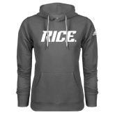 Adidas Climawarm Charcoal Team Issue Hoodie-Rice