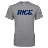 Grey T Shirt-Rice