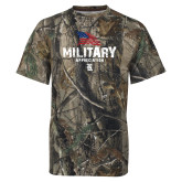 Realtree Camo T Shirt-Military Appreciation