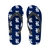 Ladies Full Color Flip Flops-R