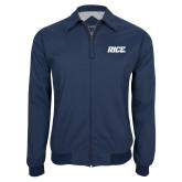 Navy Players Jacket-Rice