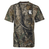 Realtree Camo T Shirt-R