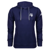 Adidas Climawarm Navy Team Issue Hoodie-Owl Head