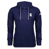 Adidas Climawarm Navy Team Issue Hoodie-R