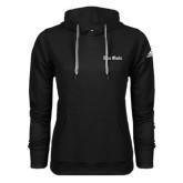 Adidas Climawarm Black Team Issue Hoodie-Rice Owls Wordmark
