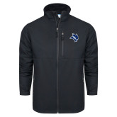 Columbia Ascender Softshell Black Jacket-Owl Head