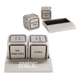 Icon Action Dice-Rice Engraved