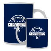 Full Color White Mug 15oz-Conference USA Baseball Champions