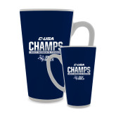 Full Color Latte Mug 17oz-Conference USA Womens Tennis Champions