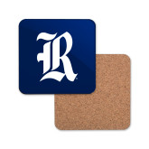 Hardboard Coaster w/Cork Backing-R