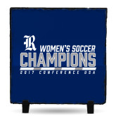 Photo Slate-2017 Womens Soccer Champions - Bar Design