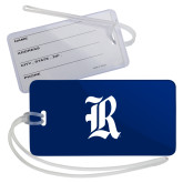 Luggage Tag-R