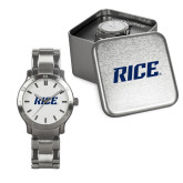 Mens Stainless Steel Fashion Watch-Rice