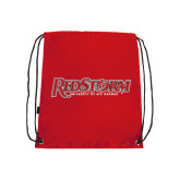 Red Drawstring Backpack-RedStorm