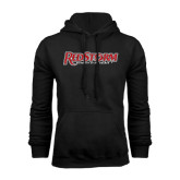 Black Fleece Hoodie-RedStorm