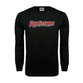 Black Long Sleeve TShirt-RedStorm