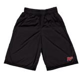 Performance Black 9 Inch Short w/Pockets-Rio