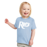 Toddler Light Blue T Shirt-Rio