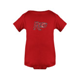 Red Infant Onesie-Rio