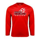 Performance Red Longsleeve Shirt-RedStorm Soccer
