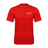 Syntrel Performance Red Tee-RedStorm