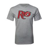 Grey T Shirt-Rio