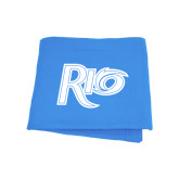 Light Blue Sweatshirt Blanket-Rio