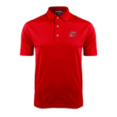 Red Dry Mesh Polo-Cyclone O