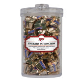 Snickers Satisfaction Large Round Canister-Rio