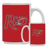 Full Color White Mug 15oz-Rio