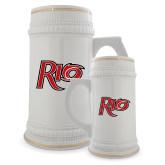 Full Color Decorative Ceramic Mug 22oz-Rio