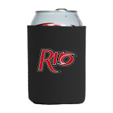 Collapsible Black Can Holder-Rio