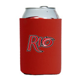 Collapsible Red Can Holder-Rio
