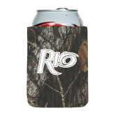 Collapsible Mossy Oak Camo Can Holder-Rio