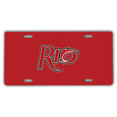 License Plate-Rio