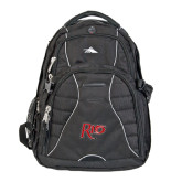High Sierra Swerve Compu Backpack-Rio