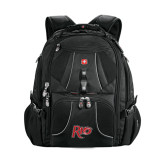 Wenger Swiss Army Mega Black Compu Backpack-Rio