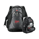 Wenger Swiss Army Tech Charcoal Compu Backpack-Rio