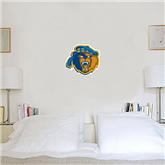 1 ft x 1 ft Fan WallSkinz-Highlander Bear
