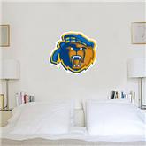 3 ft x 3 ft Fan WallSkinz-Highlander Bear