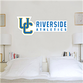 2 ft x 6 ft Fan WallSkinz-Interlocking UC Riverside Side Version