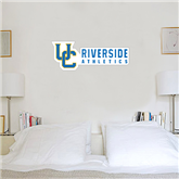 1.5 ft x 4 ft Fan WallSkinz-Interlocking UC Riverside Side Version