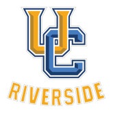 Large Decal-Interlocking UC Riverside, 12 inches tall