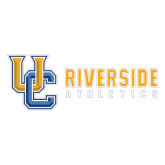 Extra Large Decal-Interlocking UC Riverside Side Version, 18 inches wide